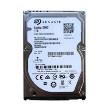 "Seagate 1TB ST1000LM014 5400RPM SATA 2.5"" Laptop SSHD HDD Hybrid Hard Drive"