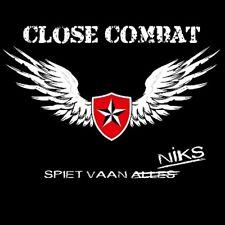 CLOSE COMBAT - SPIET VAAN NIKS (DigiPack CD) NEU 2017 Oi Skinhead Oi!
