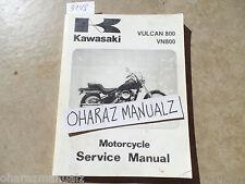 1995 1996 1997 Kawasaki Vulcan 800 VN800 Service Manual