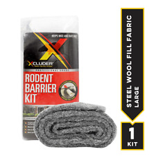 Rodent and Pest Control Fill Fabric Large Kit Creates a Permanent Barrier