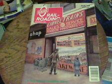Scale O Railroading run 138 Dec 1994, Track Powered Log Car Lanterns, Trains for