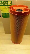 MANN Filter EDM H 15 475/1  4 Stück Maschinenfilter Erodiermaschine NEU OVP.