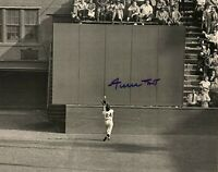 Willie Mays Autographed Signed 8x10 Photo ( HOF Giants ) REPRINT