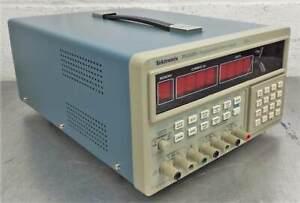 Tektronix PS2520G Programmable Power Supply GPIB Interface 36V 1.5A / 6V 3A