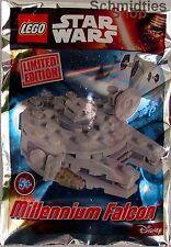 LEGO Star Wars™ - Millenium Falcon inkl. Bauplan! - Limited Edition