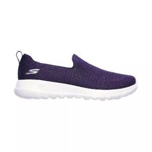 Skechers GoWalk 5 - Joy - Highlight - Wide Fit Women's Shoe - Dark Purple