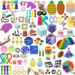 32X Neu Fidget Toys Sensory Toy Autismus Angst Stressabbau Spielzeug Set Kinder