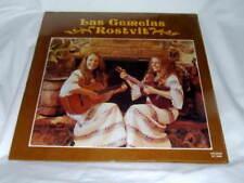 VTG VINYL 33LP RECORD ROSTVIT TWINS LAS GEMELAS COSTA RICA CHRISTIAN FOLK MUSIC