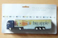 Modellino autocarro per birra Rimorchio trasporto MAN Apollinaris 2004 HS 10