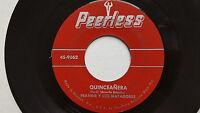 FRANKIE Y LOS MATADORES - Quinceanera / Sentimiento 1967 LATIN SOUL MOD Peerless