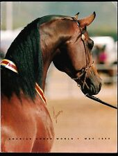 Arabian Horse World - May 1993 - Vol. 33, No. 8