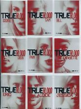 True Blood Archives Complete Clear Gallery Character Chase Card Set PL1-11