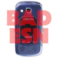 Samsung Convoy 4 Flip Phone (B690) Verizon Pre-Paid Only - Blue