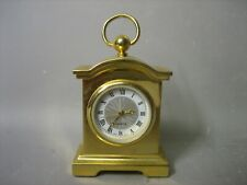 Quartz Japan Movt miniature clock