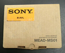 Sony MEAD-MS01 Memory Stick Media Adapter for XDCAM EX, Factory Refurbished