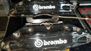 1998 2002 Jaguar Xjr xkr Brembo Calipers rotors