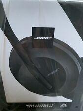 Bose 700 Noise Cancelling Augmented Headphones Black