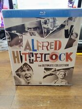 Alfred Hitchcock: The Ultimate Collection  Blu-ray Boxed Set BRAND NEW
