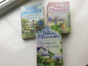 Cedar Cove books 6-8, Debbie Macomber