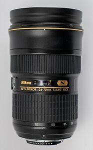 Nikon Nikkor 24-70mm f/2.8 zoom lens - Aweomse versatility!