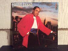 Freddie Jackson Just Like The First Time LP Album Vinyl EST2023 Soul R&B 80's