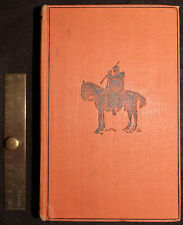 1923 Unconquered Abyssinia Signed to ADC to King of EGYPT Illustrated Map Photos