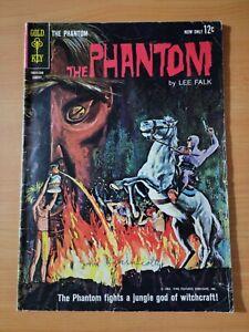 The Phantom #4 ~ VERY GOOD - FINE FN ~ 1963 Gold Key Comics