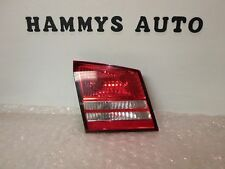 DODGE JOURNEY LH LID MOUNTED TAIL LIGHT 09 10 11 2009 2010 2011 AFT 2 BULB  NICE