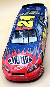 Jeff Gordon #24 DuPont 2005 Chevy 1:18 scale car Winners Circle NASCAR *See Pics