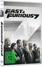 Fast & Furious 7 - (Paul Walker) # DVD-NEU - (The Fast and Furious)