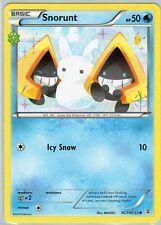 Snorunt RC7/32 NM  x4   Pokemon Generations Radiant Collection