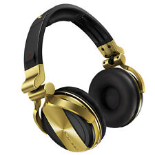 Pioneer DJ Headphones HDJ1500N Gold Headphones, Foldable, 5Hz and Studio Monitor