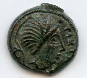 CARNUTES (40-30 av J.C) Bronze PIXTILOS LT. 7078