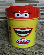 New Play-Doh Stackable Storage Container w/ Mix N Match Parts Red- Gift Idea