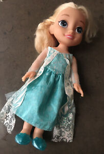 Disney Princess My First Elsa Frozen Toddler Doll
