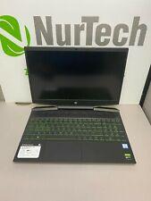 "HP Pavilion 15-dk0068wm 15.6"" i5 2.4GHz 16GB/1TB+256GB m2 SSD Webcam Laptop NOAC"