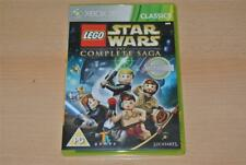 Lego Star Wars die komplette Saga Xbox 360 UK PAL (Classics) ** Spielen auf Xbox One **