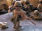 PLAYMOBIL CUSTOM US NAVY SEAL UNIF.DESERT (IRAK-2003) REF-0188 BIS