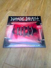 Napalm Death codificado calumnias y más poco frecuentes mal pronunciaciones Vinilo Negro 180 Gr 2 X Lp