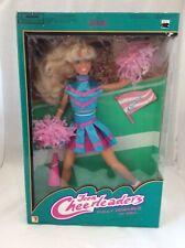 "Teen Cheerleaders JENNI fully posable 14"" Doll 1993 Simplifun Walmart"