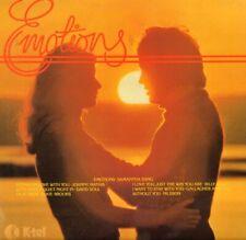 Various Rock Pop(Vinyl Lp)Emotions-K-Tel-Ne 1035-1976-Vg/Ex