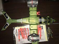G.I. GI Joe Retaliation GHOST HAWK II Duke v48 Delta 2012 100%