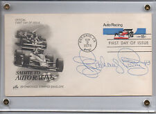 Richard Petty Hand Signed Autographed Cache Envelope
