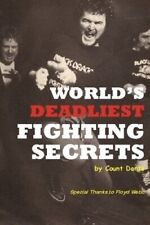 World's Deadliest Karate Fighting Secrets Book Count Dante John Keehan