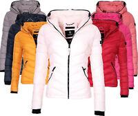 Marikoo Kuala Damen WinterJacke Steppjacke Neu Parka warm gesteppt winter jacke