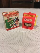 Vintage Novelty Squirt Jackpot In Original Box No. 909
