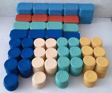 649 jetons de poker en plastique 649 vintage plastic poker chips