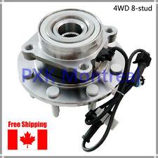 Front Wheel Bearing Hub Assembly Chevrolet Silverado 2500 HD 2001-2005 2006 2007