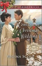 A Convenient Christmas Wedding Frontier Bachelors