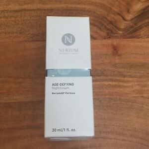Nerium Age Defying Face Night Cream 30ml/1 fl oz Sealed